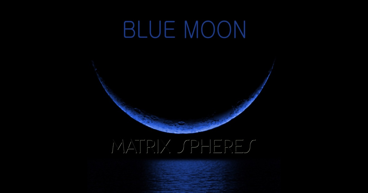blue moon on apple music. Black Bedroom Furniture Sets. Home Design Ideas