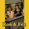 Ron & Fez - Ron & Fez, Nick Offerman, October 11, 2012  artwork