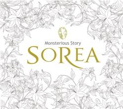 Monsterious Story - SOREA Album Cover