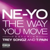The Way You Move (feat. Trey Songz & T-Pain) - Single ジャケット写真