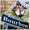 The Dixieland Band - Sounds of New Orleans: Mardi Gras and Bourbon Street  artwork