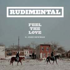 Feel the Love by Rudimental
