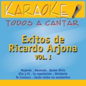 Mujeres (Karaoke Version) [Originally Performed By Ricardo Arjona]