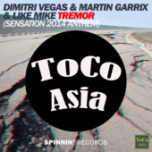 Tremor (Sensation 2014 Anthem) - Dimitri Vegas, Martin Garrix & Like Mike