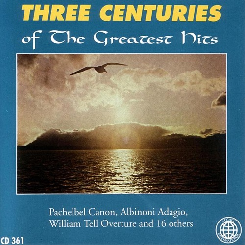 London Philharmonic Orchestra - Three Centuries of the Greatest Hits
