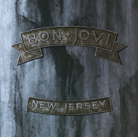 Bon Jovi - New Jersey artwork