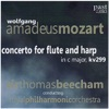 Mozart: Concerto for Flute and Harp, Royal Philharmonic Orchestra & Sir Thomas Beecham