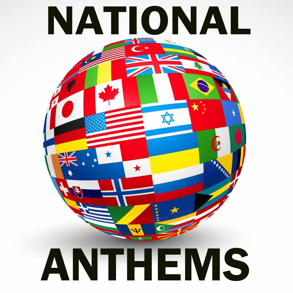 UK (British National Anthem, English National Anthem, God Save the Queen)