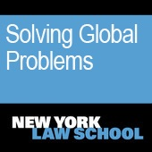 Solving Global Problems: Perspectives from International Law and Policy (April 12, 2013)