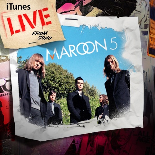 Maroon 5 - iTunes Live from SoHo - EP
