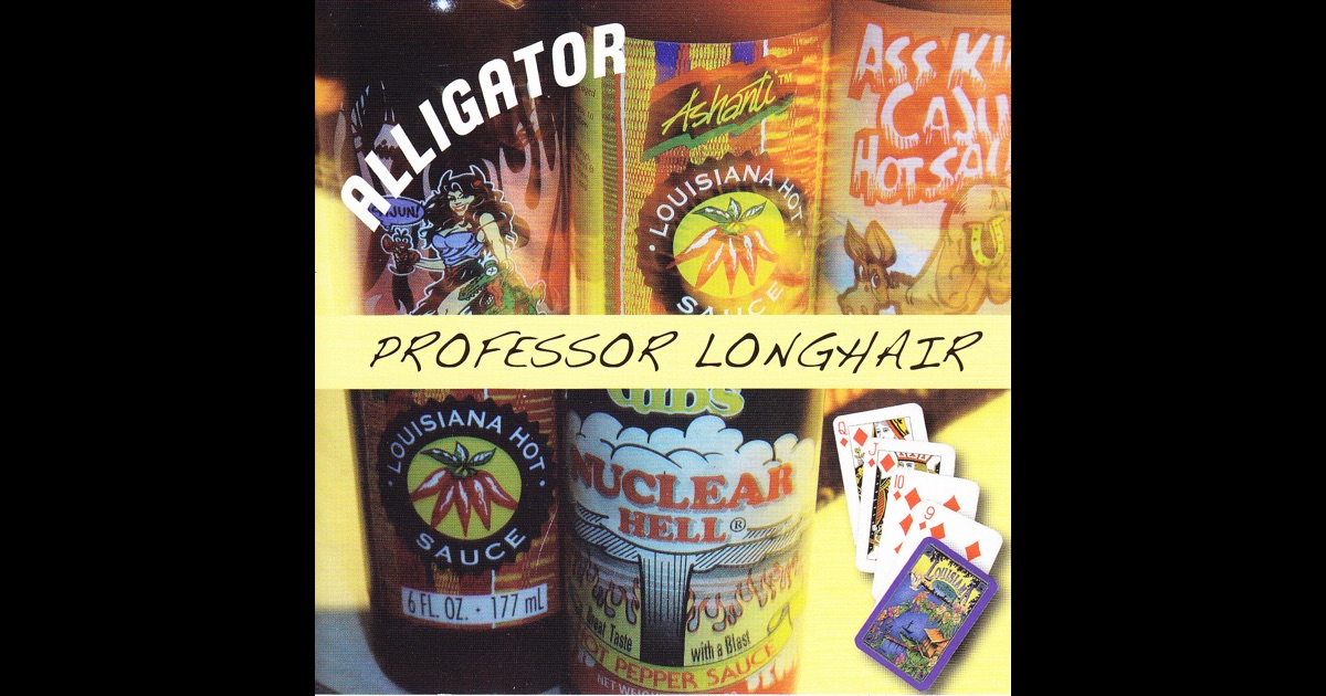 Professor Longhair - Baby Let Me Hold Your Hand / Look No Hair