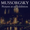 Mussorgsky - Pictures at an Exhibition ジャケット写真