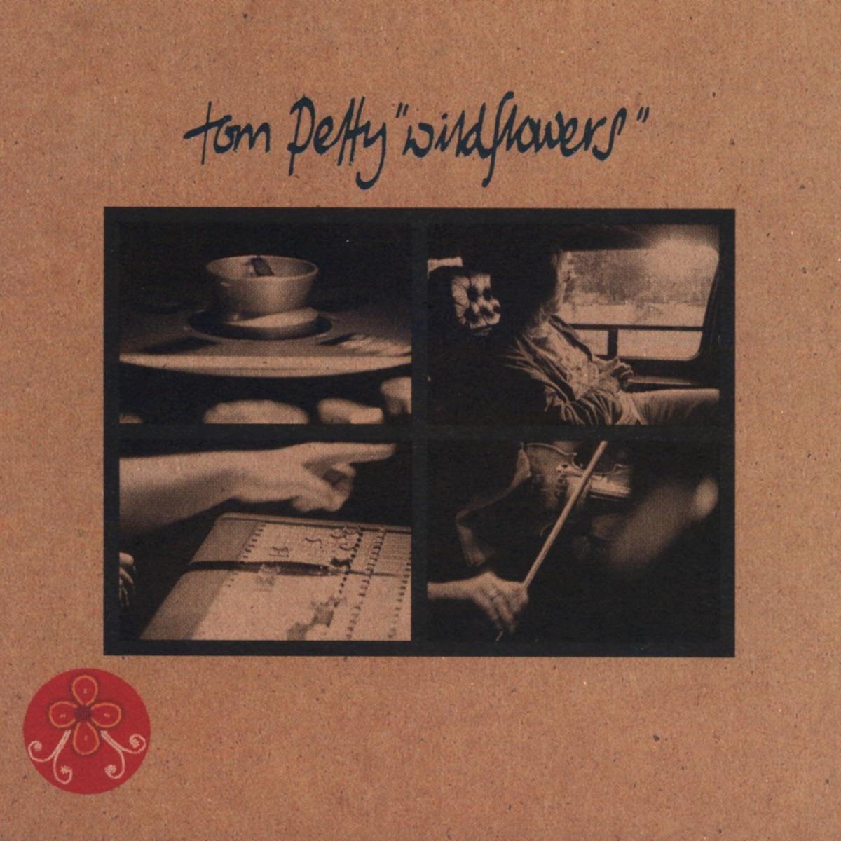 Wildflowers Tom Petty CD cover