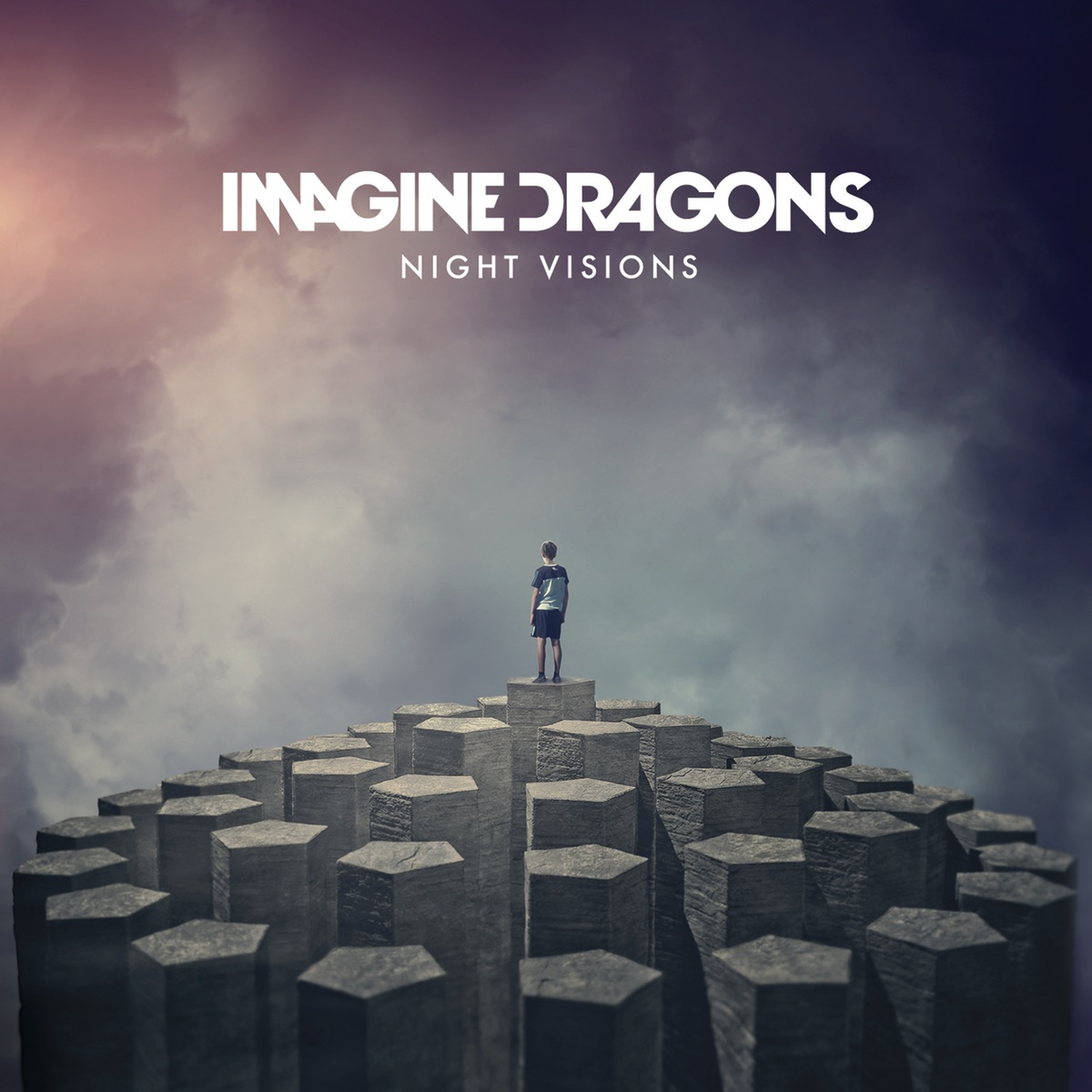 Night Visions Imagine Dragons CD cover