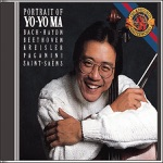Yo-Yo Ma, Philippe Entremont & Gaby Casadesus - The Swan from Carnival of the Animals