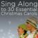 Sing Along to 30 Essential Christmas Carols - ProSound Karaoke Band