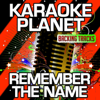 A-Type Player - Remember the Name (Karaoke Version) [Originally Performed By Fort Minor & Styles of Beyond] artwork