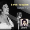 Sarah + 2 (Original Album Plus Bonus Tracks 1962), Sarah Vaughan