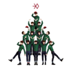 EXO - Miracles in December - EP artwork