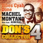 Vibes Cyah Done (Remix) [feat. Admiral T] [Don's Collector, Vol. 4] - Single