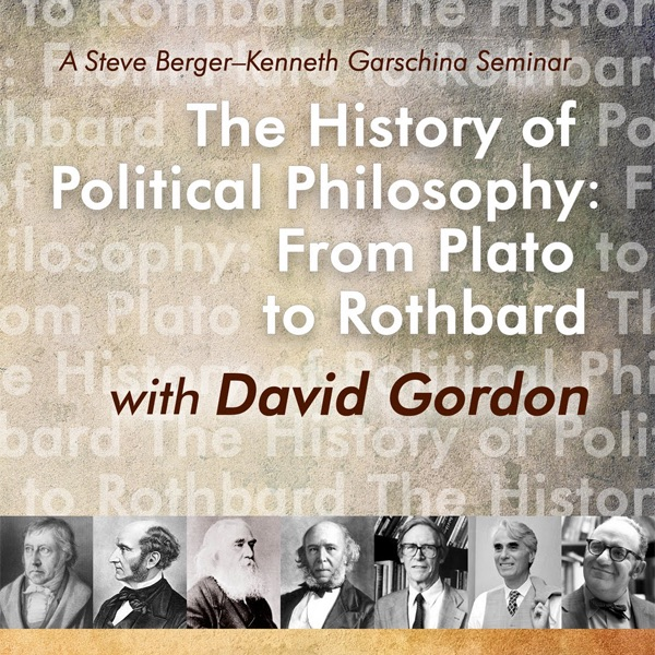 The History of Political Philosophy: From Plato to Rothbard
