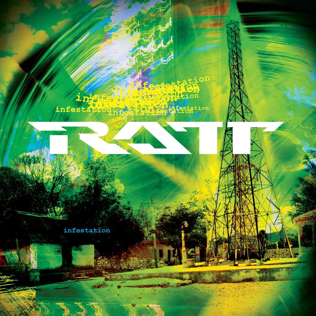 Infestation Ratt CD cover