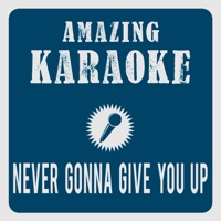 Never Gonna Give You Up (Karaoke Version) [Originally Performed by Rick Astley] - Single