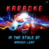 Karaoke (In the Style of Amanda Lear) - EP - Ameritz Countdown Karaoke
