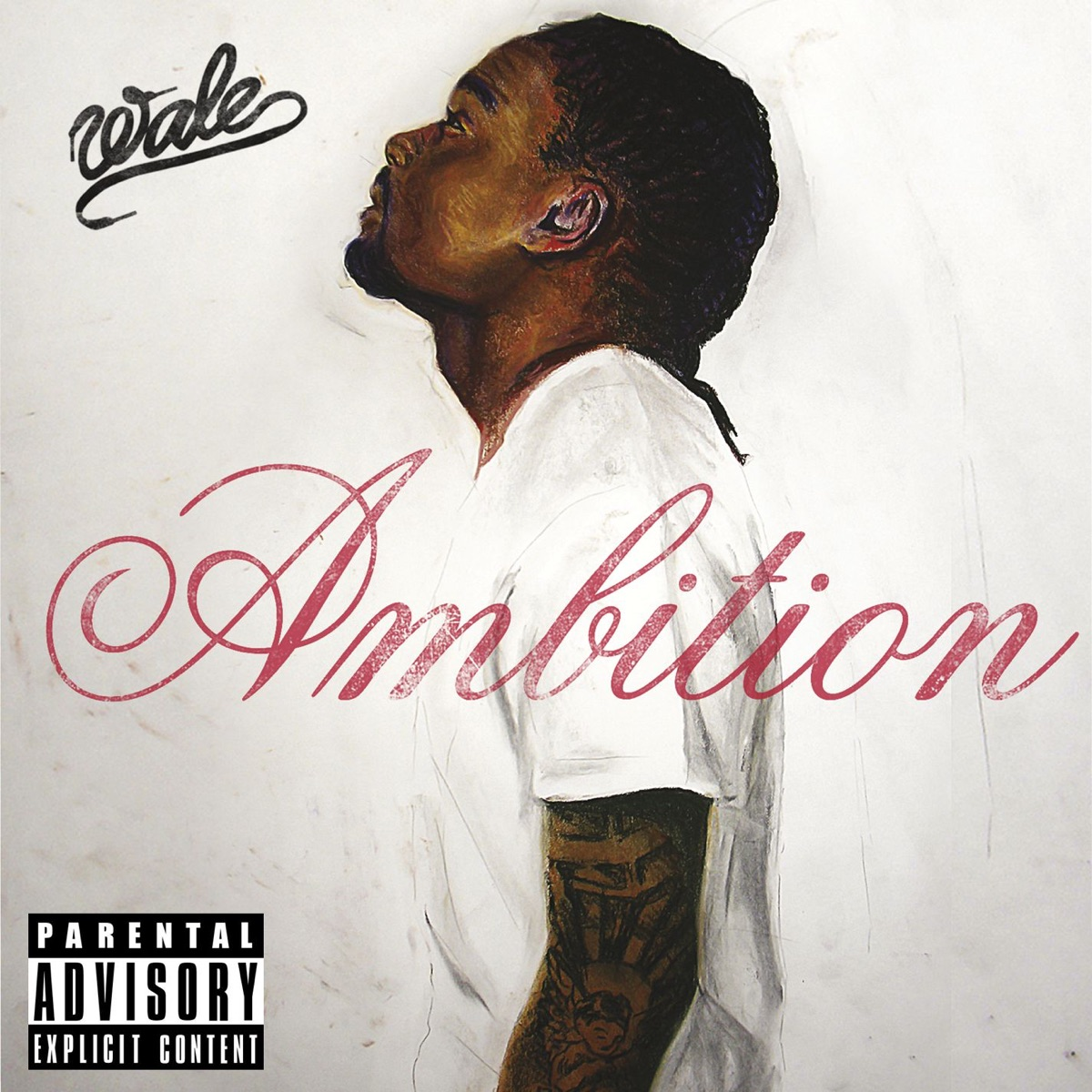 Ambition Wale CD cover