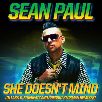 She Doesn't Mind (Remixes) - Single - Sean Paul