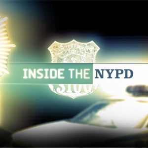 Cover image of Inside the NYPD