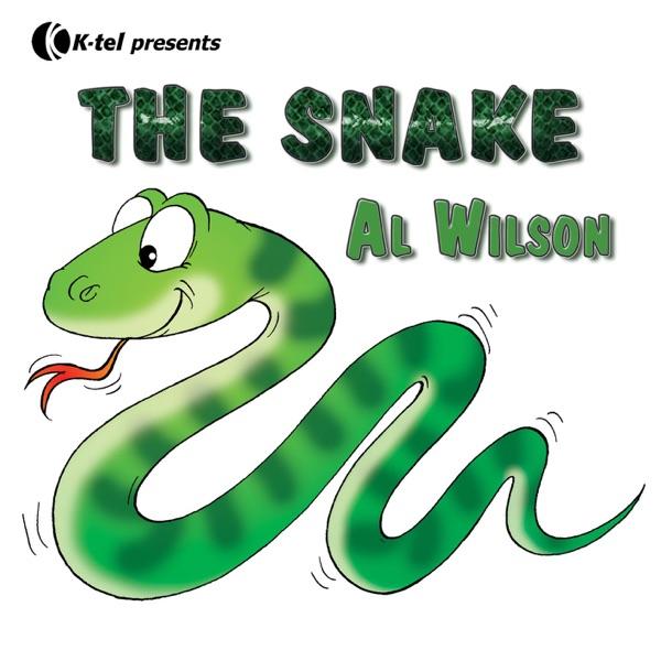Cover art for The Snake
