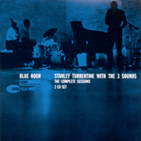 Stanley Turrentine & The Three Sounds - The Complete Blue Hour Sessions artwork