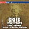 Grieg Peer Gynt Suites Piano Concerto in A Minor