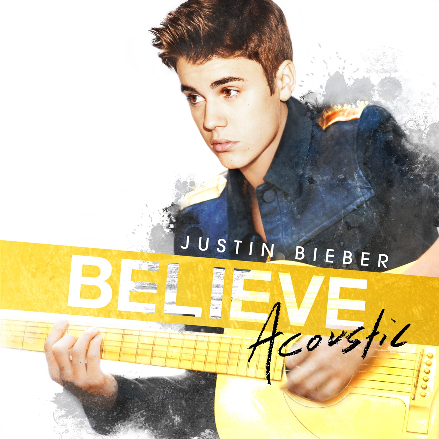 Justin Bieber - Believe Acoustic Cover
