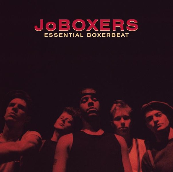 Jo Boxers - Just Got Lucky