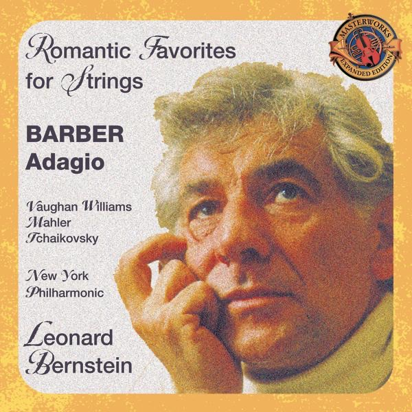 Adagio for Strings - Leonard Bernstein & New York Philharmonic song image