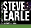 Live from Austin, TX: Steve Earle, Steve Earle