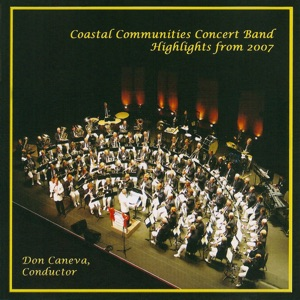 Coastal Communities Concert Band & Don Caneva - El Camino Real