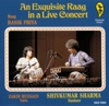 An Exquisite Raag In a Live Concert ジャケット写真