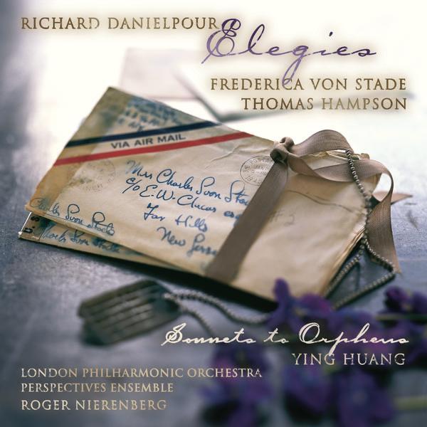 Danielpour: Elegies & Sonnets to Orpheus