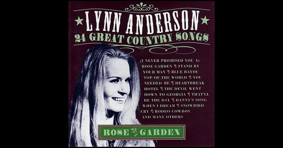 Rose Garden By Lynn Anderson On Apple Music