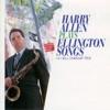 Harry Allen Plays Ellington Songs, Harry Allen