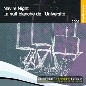 Nuit blanche à l'Université