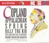 Copland: Appalachian Spring & Billy the Kid
