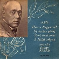 Árpád Ódry & Endre Ady - Ady Endre versei (Hungaroton Classics)