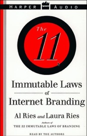 The 11 Immutable Laws of Internet Branding (Abridged Nonfiction) - Al Ries & Laura Ries mp3 listen download
