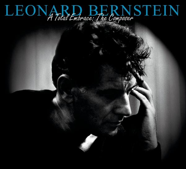 Leonard Bernstein - The Composer performed by Leonard Bernstein