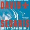 David Sedaris Live at Carnegie Hall AudioBook Download