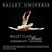 Ballet Class Music Intermediate/Advanced Directed By a.Koltun